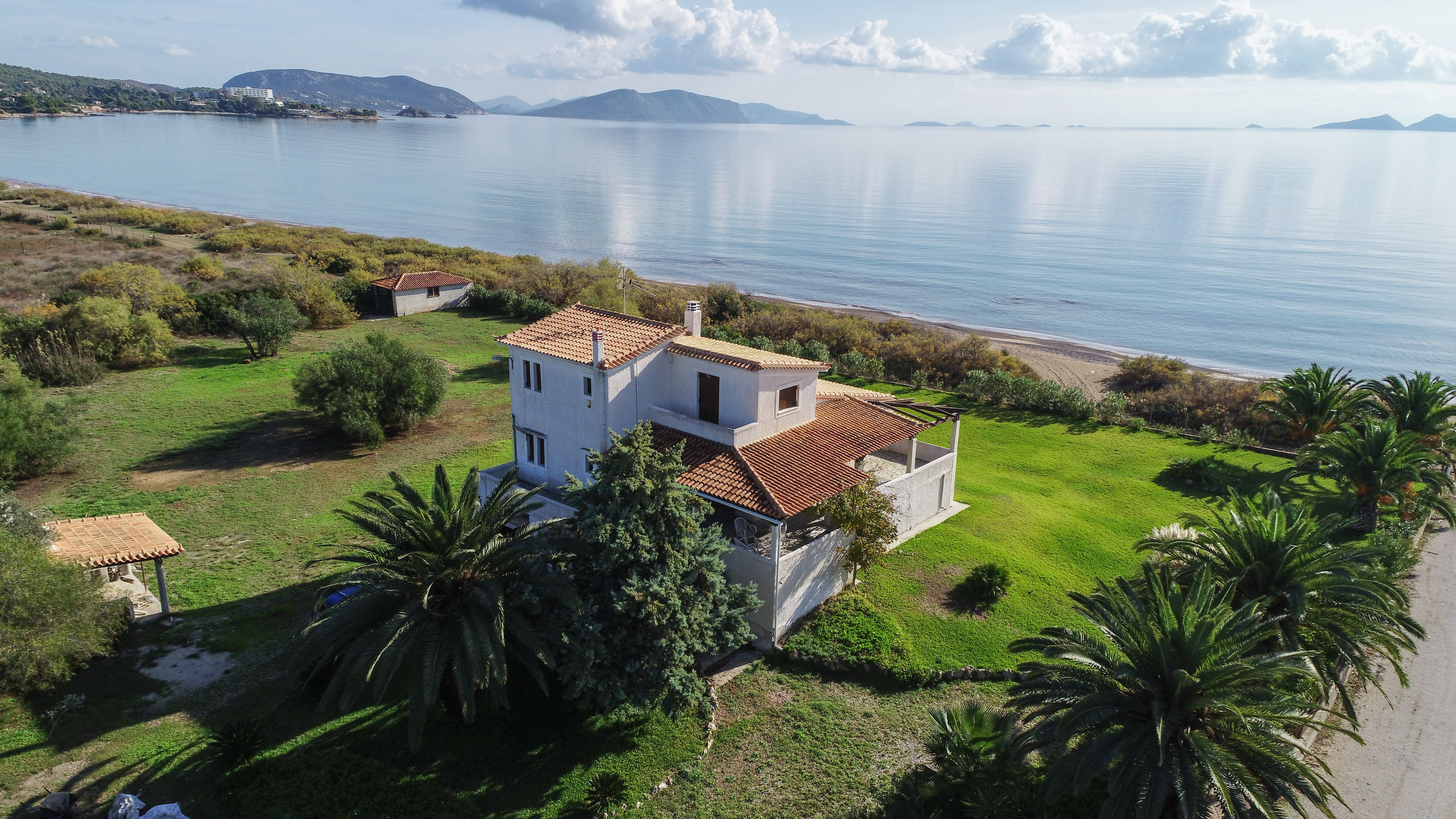 Seafront House for Sale