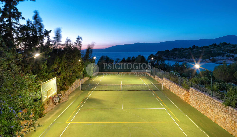 Amenities - Tennis