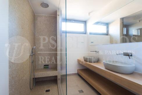 Main Level - Bathroom double sink
