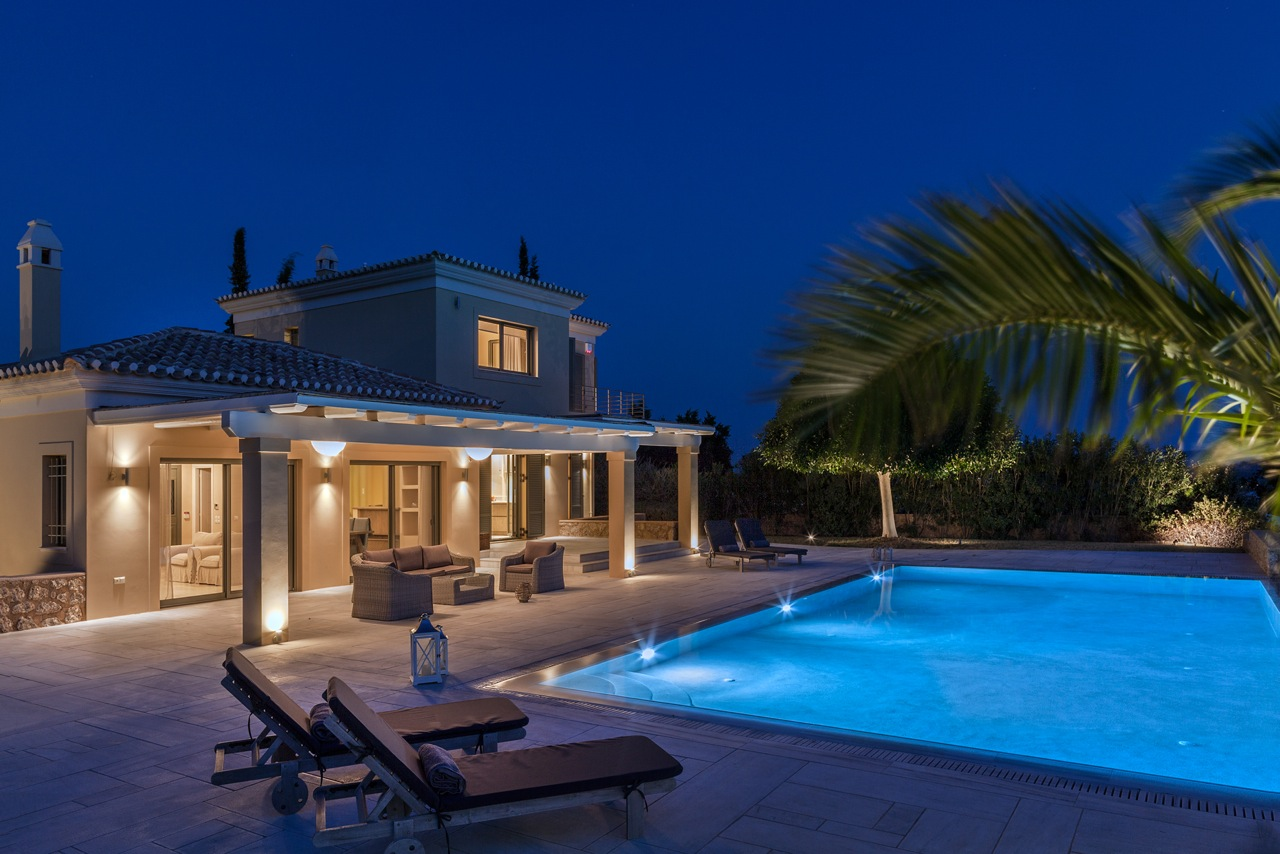 Unique sea view house of 245 sq.m. – Porto Cheli