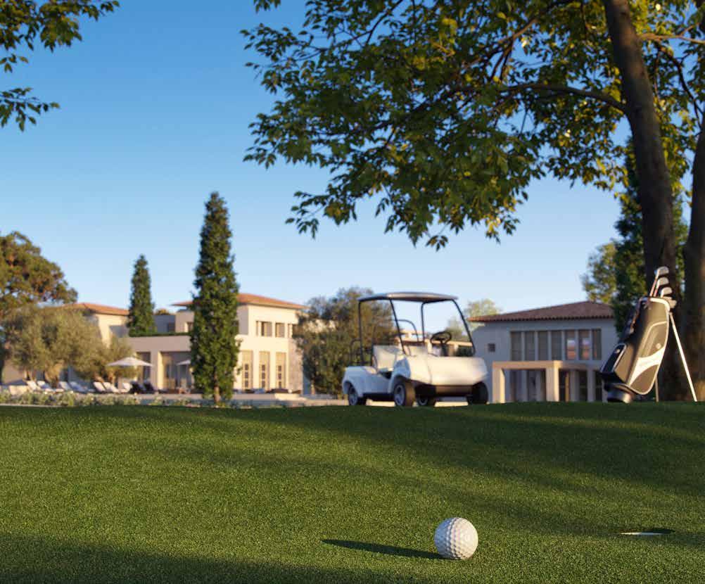Kilada Golf Project