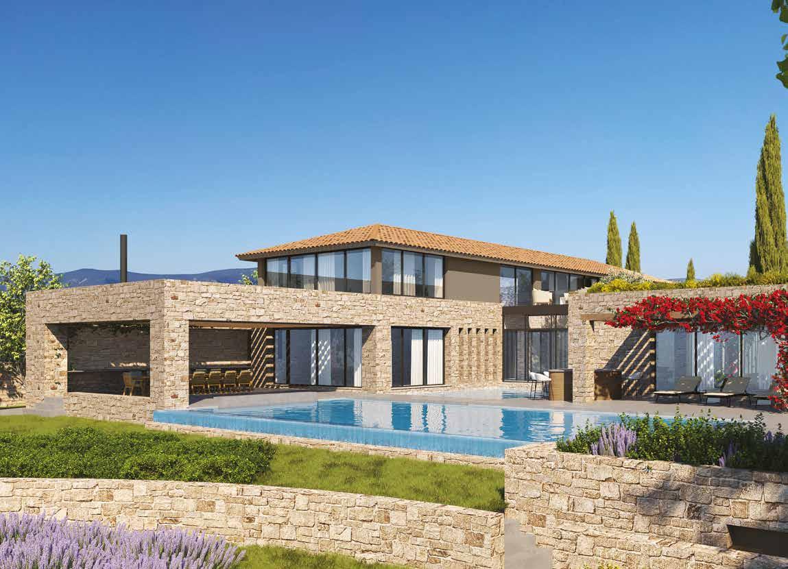 Villa B in Kilada Golf Project
