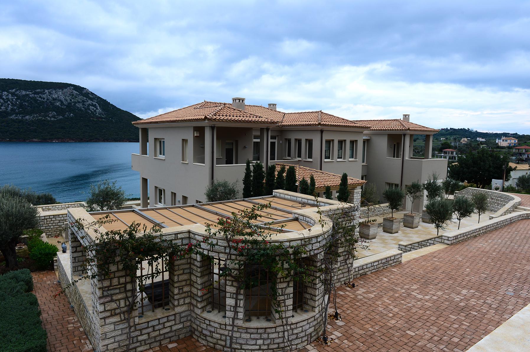Unique villa of 580 sq.m – Kouverta, Porto Heli